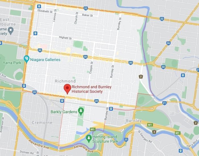 Richmond Map Area